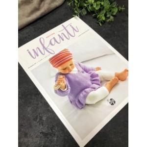 Журнал с описаниями деских изделий Lana Grossa Infanti Edition N.01