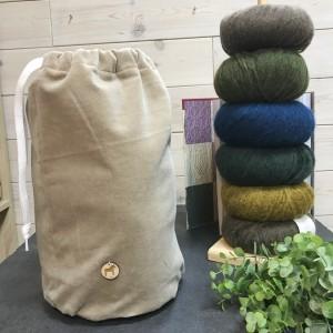 Проектная сумка Barrels (пыльная роза)