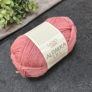 Пряжа Sandnes Garn Alpaca Ull 4023 (пыльная роза)