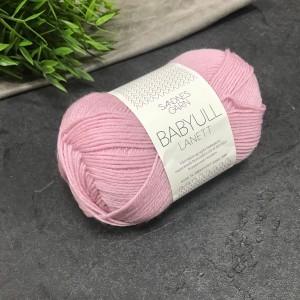Пряжа Sandnes Garn BABYULL LANETT 4312 (розовая)