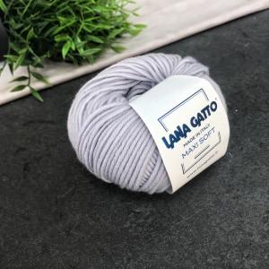 Пряжа Lana Gatto Super Soft 12504 (жемчуг)