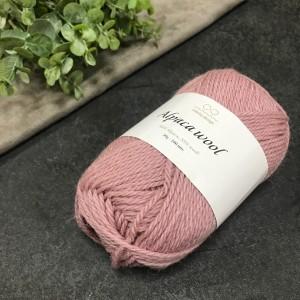 Пряжа Infinity Design Alpaca Wool 4042 (пыльная роза)