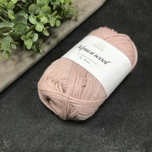 Пряжа Infinity Design Alpaca Wool 3511 (пудровая)