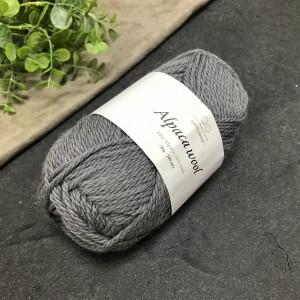 Пряжа Infinity Design Alpaca Wool 1053 (серый)