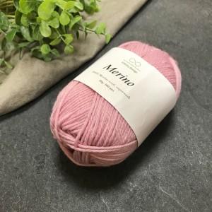 Пряжа Merino Infinity Design 4312 (розовая)