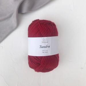Пряжа Infinity Design Tundra 4128 (алый)