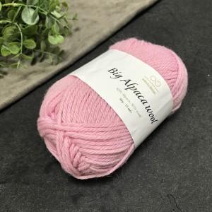 Пряжа Infinity Design Alpaca Wool 3911 (светло-розовая)