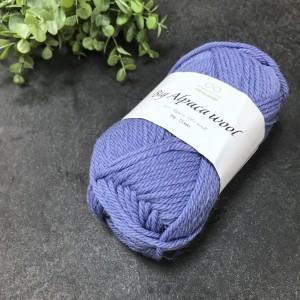 Пряжа Infinity Design Big Alpaca Wool 5834 (лаванда)