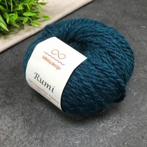 Пряжа Infinity Design Rumi 8316 (изумруд)