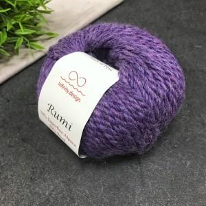 Пряжа Infinity Design Rumi 0745 (фиолетовая)