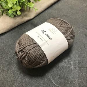 Пряжа Merino Infinity Design 3161 (коричневая)