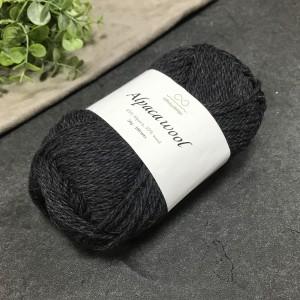 Пряжа Infinity Design Alpaca Wool 1088 (графит)