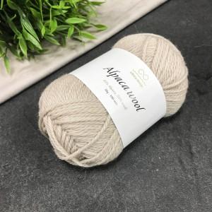 Пряжа Infinity Design Alpaca Wool 2521 (светло-беж)