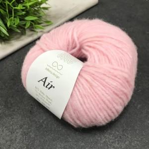 Пряжа Infinity Design AIR 3911 (розовая)