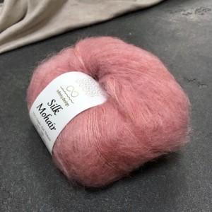 пряжа Infinity Design Silk Mohair 4042 (пыльная роза)