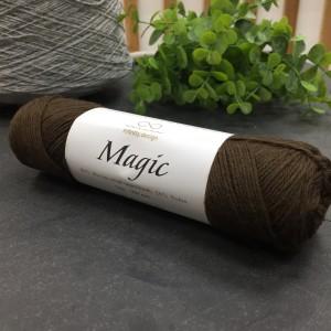 Пряжа Infinity Design Magic 3082 (шоколад)