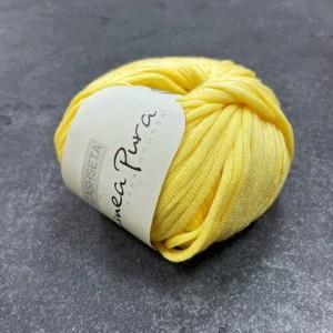 Пряжа Lana Grossa Cashseta 025 (солнечный желтый)