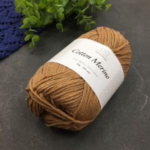 пряжа Infinity Design Cotton Merino 2336 (карри)