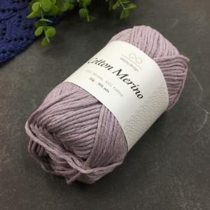 пряжа Infinity Design Cotton Merino 4631 (сирень)