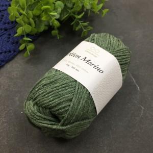 пряжа Infinity Design Cotton Merino 8072 (лес)