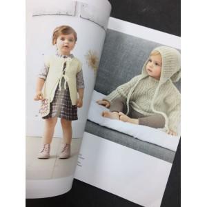 Журнал с описаниями деских изделий Lana Grossa Infanti
