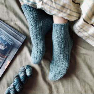 Описание носков Saturn socks