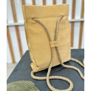Проектная сумка-рюкзак (песок)
