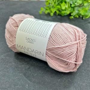 Пряжа Sandnes Garn Mandarin Petit 3511 (пудровый)