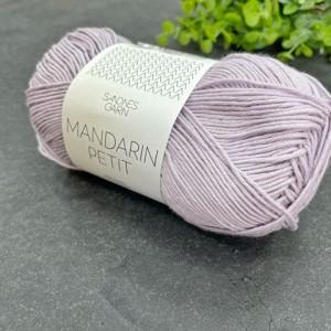 Пряжа Sandnes Garn Mandarin Petit 4620 (нежно-сиреневый)