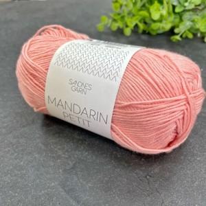 Пряжа Sandnes Garn Mandarin Petit 4013 ( английская роза)