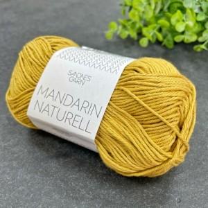 Пряжа Sandnes Garn Mandarin Naturell 2134 (песочный)