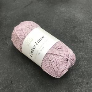 пряжа Infinity Design Cotton Linen 3511 (пудра)