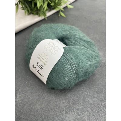 пряжа Infinity Design Silk Mohair 8232 (лес)