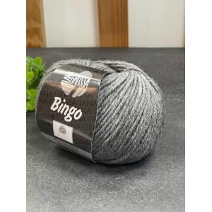 Пряжа Bingo 120 (темно серый)