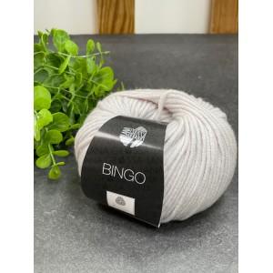 Пряжа Bingo 162 (светло серый)